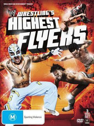 Wrestling's Highest Flyers : WWE : 3 Disc Set - Rey Mysterio