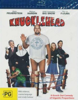 Knucklehead : Blue-ray Disc - Mark Feuerstein