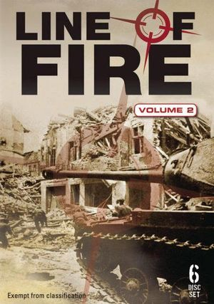 Line Of Fire : Volume 2- 6 DVD Set
