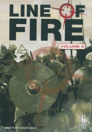 Line Of Fire : Volume 3 - Christopher Kent