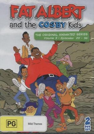 Fat Albert And The Cosby Kids - The Original Animated Series : Volume 3 : Episodes 25-36