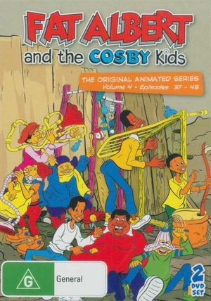 Fat Albert And The Cosby Kids - The Original Animated Series : Volume 4 : Episodes 37-48