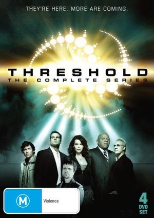 Threshold - The Complete Series - Rob Benedict