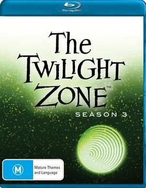 The Twilight Zone : The Original Series - Season 3 - Rod Serling