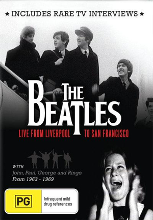 The Beatles : Liverpool To San Francisco - John Lennon
