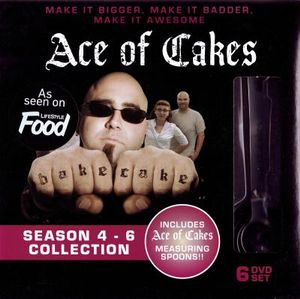 Ace of Cakes : Seasons 4 - 6 - Duff Goldman