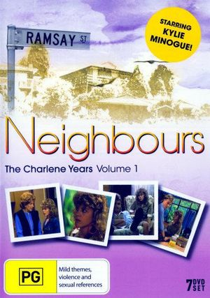 Neighbours : The Charlene Years - Volume 1 - Kylie Minogue