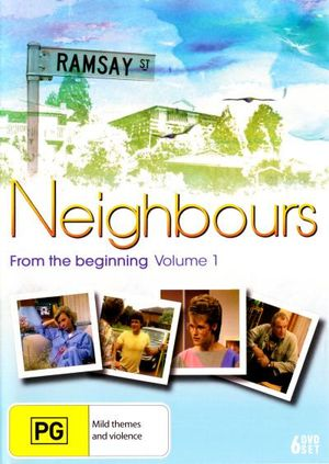 Neighbours : From the Beginning - Volume 1 - Anne Haddy