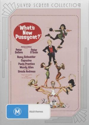 What's New Pussycat : Silver Screen Collection - Peter Sellers