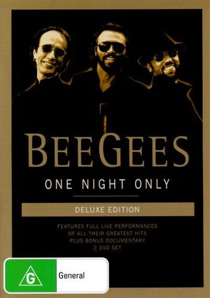 Bee Gees : One Night Only (Deluxe Edition) - The Bee Gees