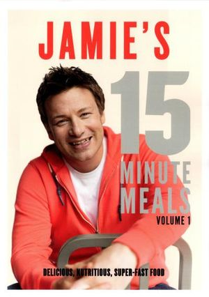 Jamie's 15 Minute Meals : Season 1 - Volume 1 (2 Discs) - Jamie Oliver