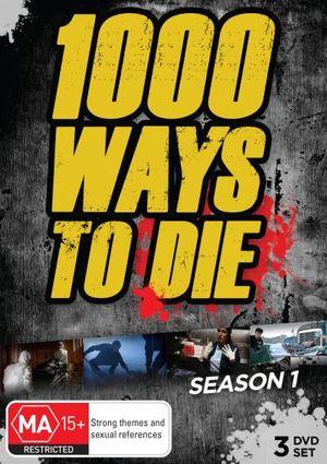 Кряк 1000 Ways To Die