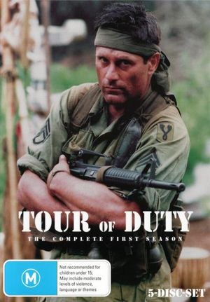 Tour of Duty : Season 1 - Terence Knox