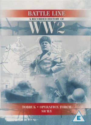 Battleline DVD - Recorded History of WW2 : Tobruk, Operation Torch Sicily