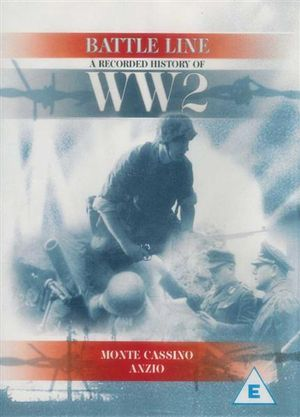 Battleline DVD - Recorded History of WW2 : Monte Cassino, Anzio