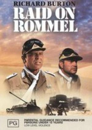 Raid on Rommel - Chris Anders