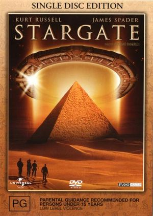 Stargate - Jaye Davidson