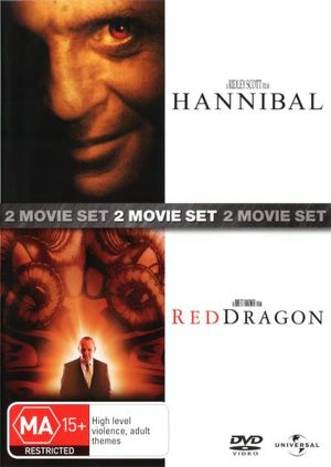 Hannibal / Red Dragon - Anthony Hopkins