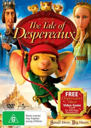 The Tale of Despereaux - Tony Hale