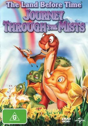 The Land Before Time IV : Journey Through the Mists (Handle Case)