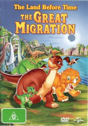 The Land Before Time X : The Great Migration - Alec Medlock