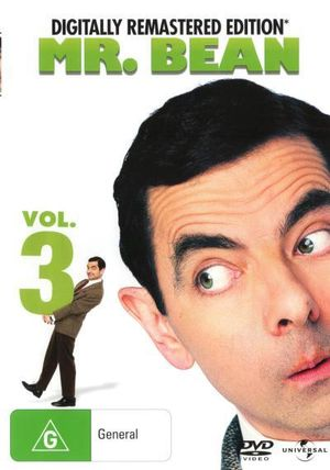 Mr. Bean : Volume 3 - Rowan Atkinson
