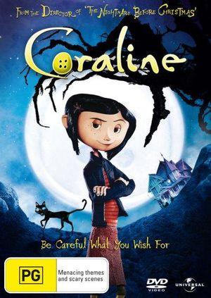 Coraline - Dakota Fanning