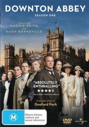 Downton Abbey : Season 1 (with Bonus Disc) - Maggie Smith