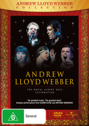 Andrew Lloyd Webber : The Royal Albert Hall Celebration (Webber's 50th Birthday) - Tina Arena
