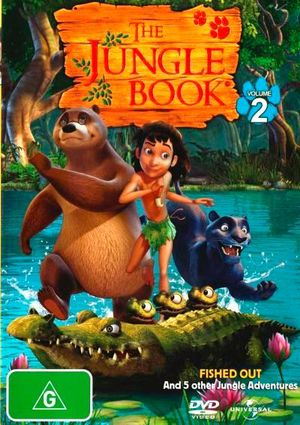 The Jungle Book : Volume 2 - Steve Trenbirth