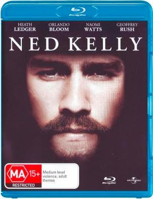 Booktopia Ned Kelly 2003 By Orlando Bloom