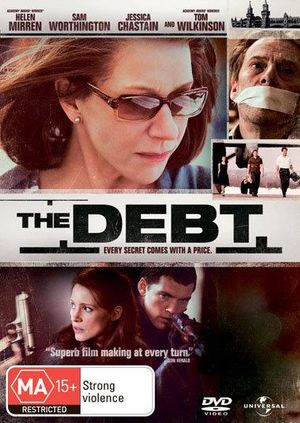 The Debt - Jessica Chastain