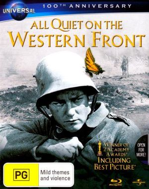 All Quiet on the Western Front (1930) - Arnold Lucy