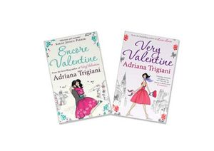Adriana Trigiani 2 Book Pack : Includes Very Valentine and Encore Valentine - Booktopia