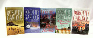 Dorothy Garlock 5 Book Pack : Includes After the Parade, Promisegivers and A Week From Sunday, A Place Called Rainwater and High On A Hill - Booktopia