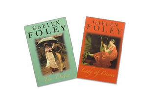 Gaelen Foley 2 Book Pack : Includes Lady of Desire and The Duke - Booktopia