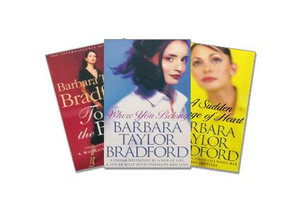 Barbara Taylor Bradford 3 Book Pack : Includes Where You Belong, To Be the Best and A Sudden Change of Heart - Booktopia