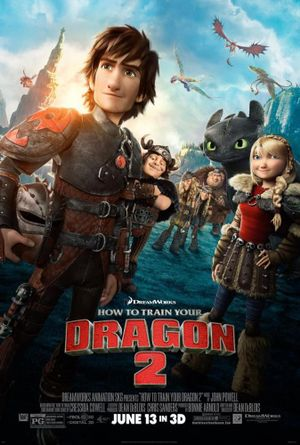 How to Train Your Dragon 2  Free Double Movie Pass (Conditions apply)* - 20th Century Fox
