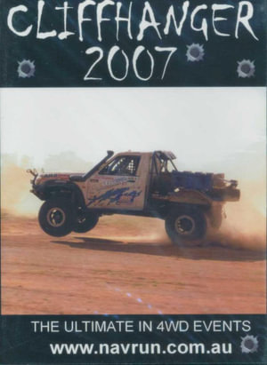 Cliffhanger 2007  : The Ultimate In 4WD Events - Navrun & Fuzzy