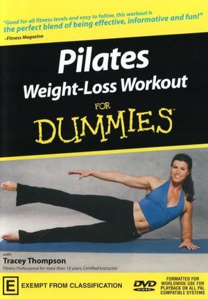 Pilates Weight-Loss Workout for Dummies - Tracey Thompson