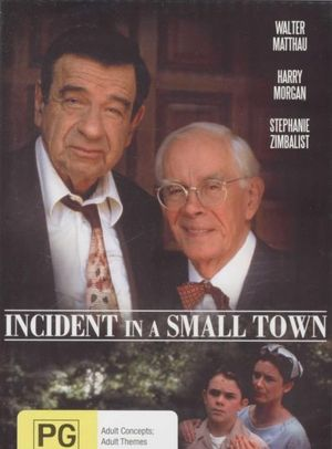 Incident In A Small Town - Walter Matthau