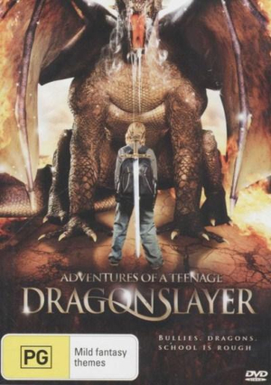 Adventures Of A Teenage Dragonslayer - Andrew Lauer