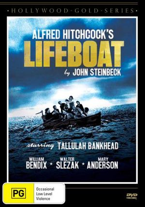 Lifeboat : Hollywood Gold - Series - Tallulah Bankhead