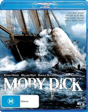 Ethan hawke moby dick