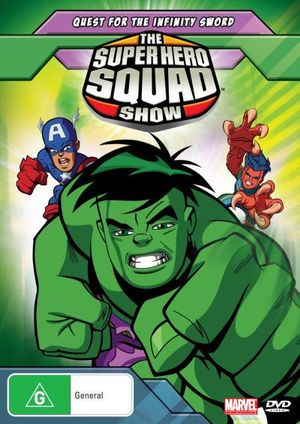Super Hero Squad Show : The  Quest for the Infinity Sword