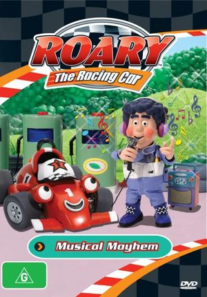 Roary the Racing Car : Musical Mayhem