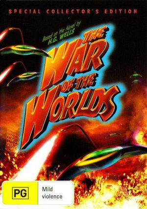 The War of the Worlds (1953) (Special Edition) - Lewis Martin