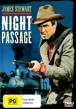Night Passage - James Stewart