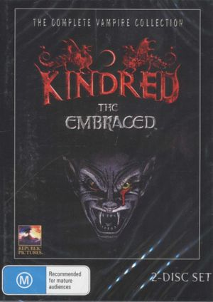 Kindred : The Embraced on DVD. Buy new DVD & Blu-ray movie ...