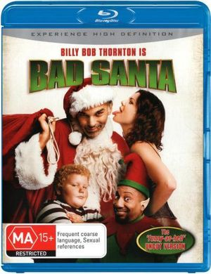 Bad Santa - Brett Kelly
